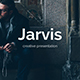 Jarvis Creative Google Slide Template