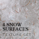 Snow Textures Set - GraphicRiver Item for Sale