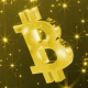 Falling Bitcoin Symbols - VideoHive Item for Sale