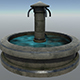 Fountain Set 2 - 3DOcean Item for Sale