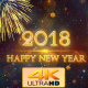 Happy New Year 2018 - VideoHive Item for Sale