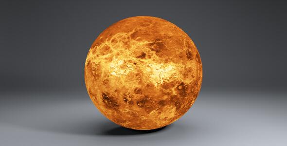 3DOcean Venus 8k Globe 21115488