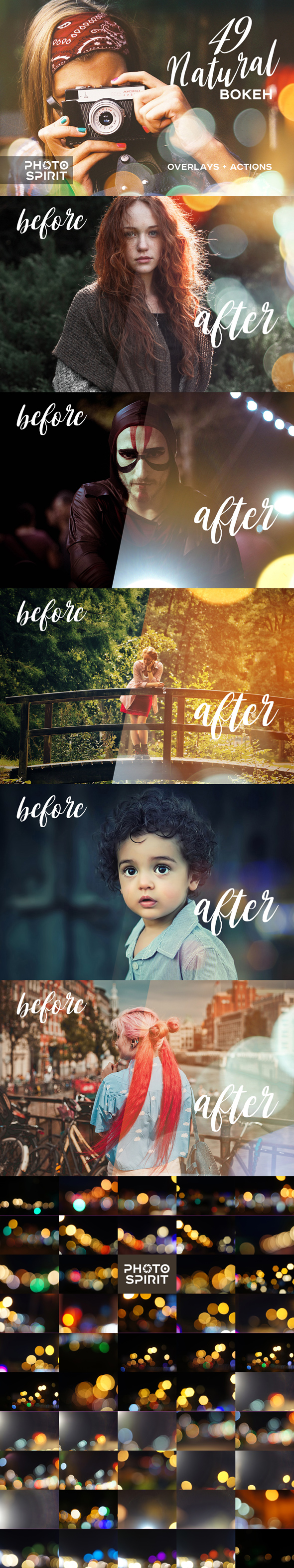 GraphicRiver Natural Bokeh Effect 21115526