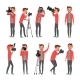 Photographer Vector - GraphicRiver Item for Sale