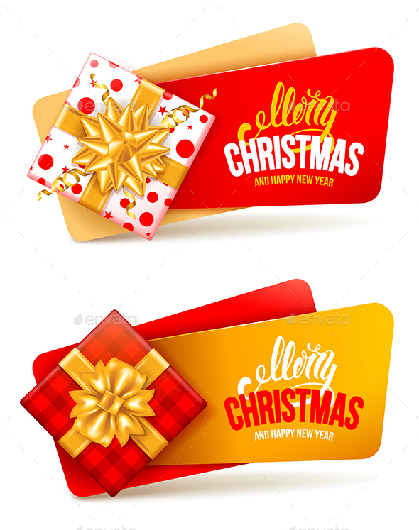 GraphicRiver Christmas Festive Set 21116002
