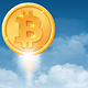 Bitcoin Grows - GraphicRiver Item for Sale