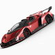 Lamborghini Veneno Roadster 2014 - 3DOcean Item for Sale