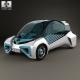 Toyota FCV Plus 2015