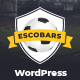 Escobars | Sport Team Clubs WordPress Theme - ThemeForest Item for Sale