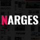 Narges - WordPress Blog & Magazine Theme - ThemeForest Item for Sale
