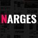 Narges - WordPress Blog & Magazine Theme