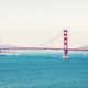Panoramic picture of the Golden Gate Bridge, USA. - PhotoDune Item for Sale