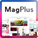 MagPlus - Blog & Magazine WordPress theme for Blog, Magazine - ThemeForest Item for Sale