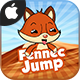 Fennec fox jump - IOS XCODE Source + Buildbox Template