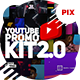 Download Youtube Promo Kit 2.0 from VideHive