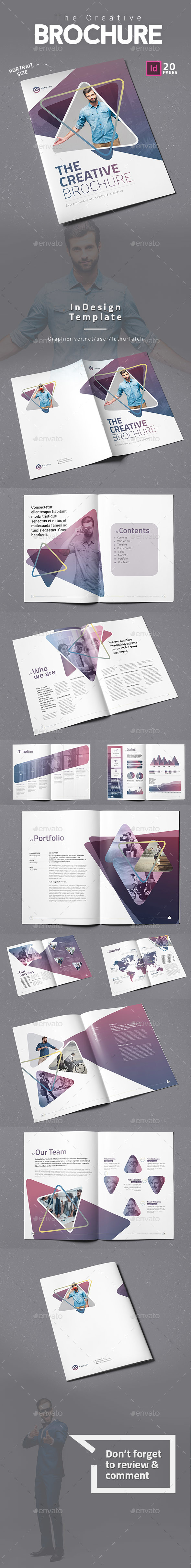 GraphicRiver The Creative Brochure Vol.4 21117375