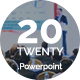 Twenty20 Powerpoint Presentation Slides - GraphicRiver Item for Sale