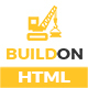 Buildon - Construction & Business HTML5 Template - ThemeForest Item for Sale