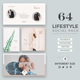 Lifestyle Social Media Pack