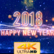 Happy New Year Wishes 2018 - VideoHive Item for Sale