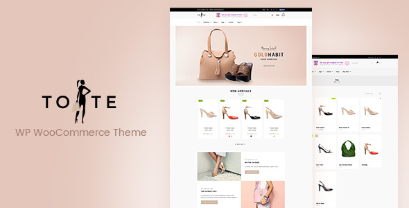 Tote - WordPress WooCommerce Theme