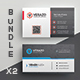 Business Card Bundle 43 - GraphicRiver Item for Sale