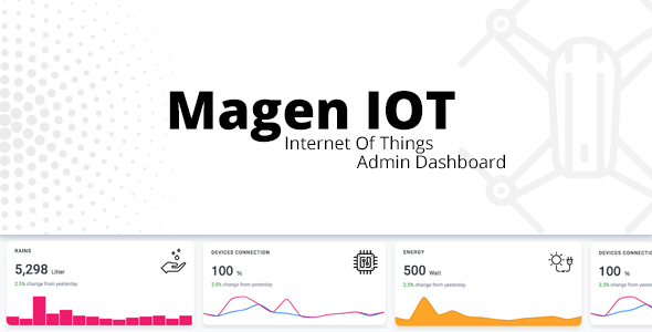 Download Magen IOT Admin Dashboard            nulled nulled version