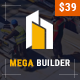 MegaBuilder | Multi-Purpose Architecture & Construction WordPress Theme