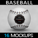 Baseball Mockup - GraphicRiver Item for Sale