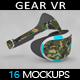 Gear VR MockUp - GraphicRiver Item for Sale