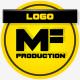 Modern Digital Logo
