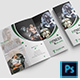 Gym TriFold Brochure - GraphicRiver Item for Sale