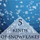 Magic Snowflakes - VideoHive Item for Sale