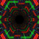 Hexagonal Futuristic Tunnel - VideoHive Item for Sale