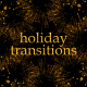 Holiday Transitions - VideoHive Item for Sale