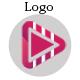 Glitch Logo - AudioJungle Item for Sale