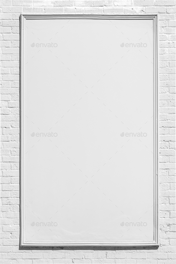 blank billboard - Stock Photo - Images
