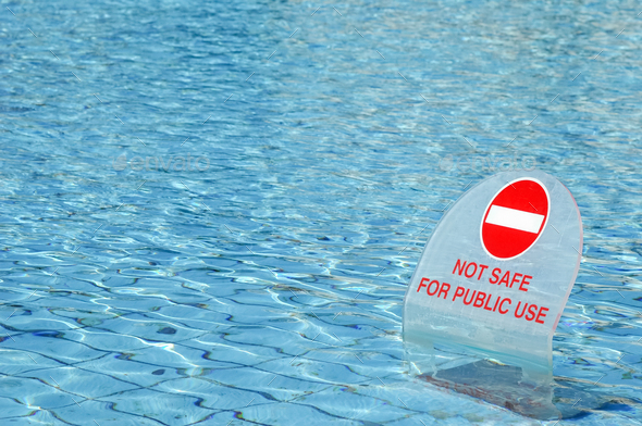 unsafe water - Stock Photo - Images