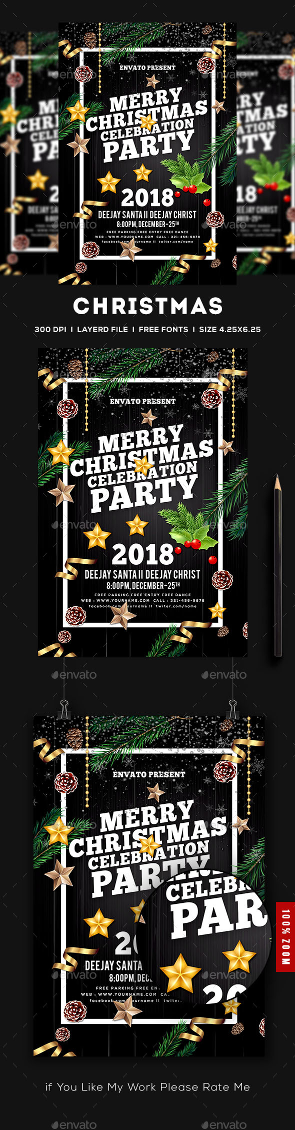 GraphicRiver Christmas 21120832