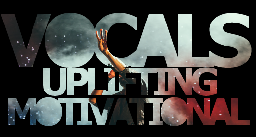 Uplifting Motivational Vocals Collection