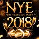 NYE Party Flyer