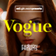 35 Vogue Fashion Magazine Lightroom Presets