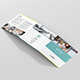 Brochure – Creative Agency Tri-Fold Square - GraphicRiver Item for Sale