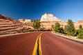 Empty scenic highway in Utah - PhotoDune Item for Sale