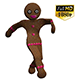 Gingerbread Dance 8 - VideoHive Item for Sale