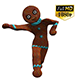Gingerbread Dance 5 - VideoHive Item for Sale