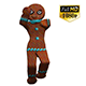 Gingerbread Dance 4 - VideoHive Item for Sale