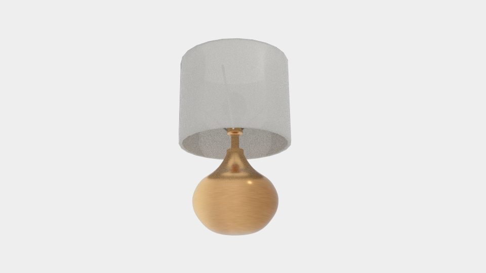 Touch 36cm Table Lamp