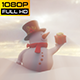 Snowman - VideoHive Item for Sale