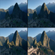 Timelapse Sunrise At Machu Picchu Ancient Ruins - VideoHive Item for Sale